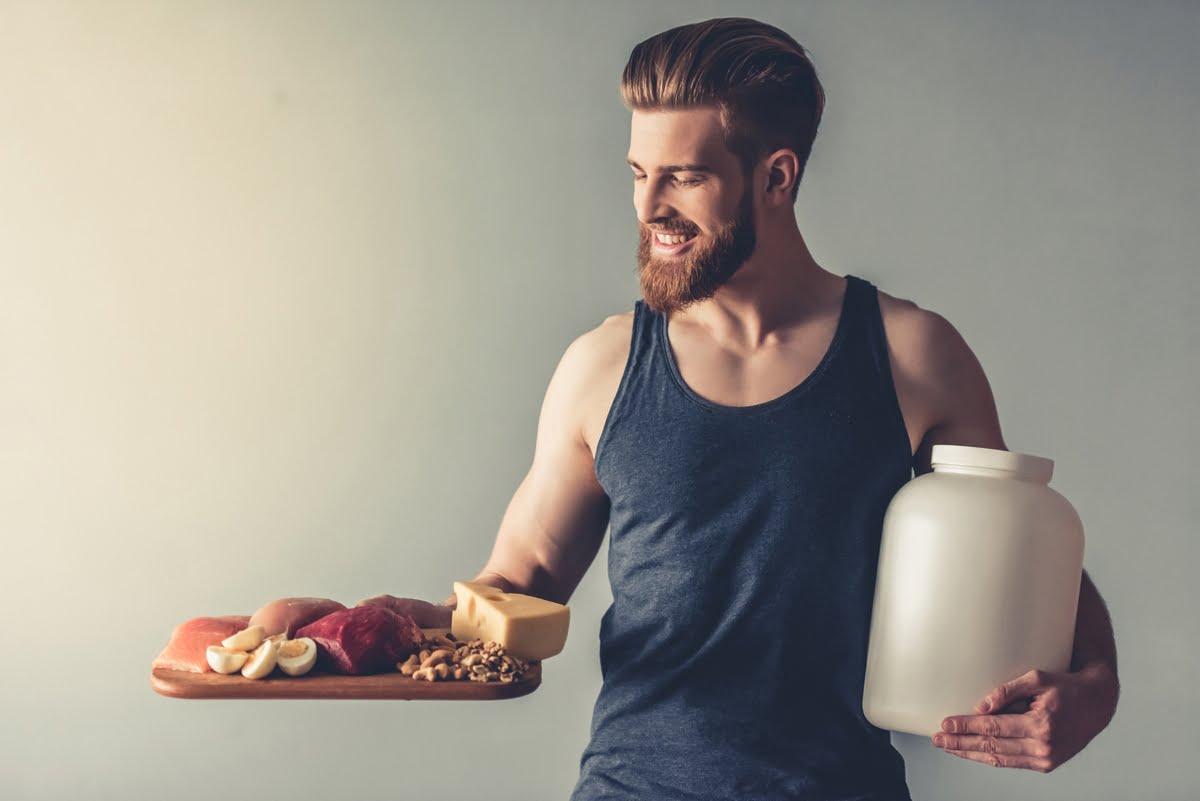 Alimentazione e muscoli