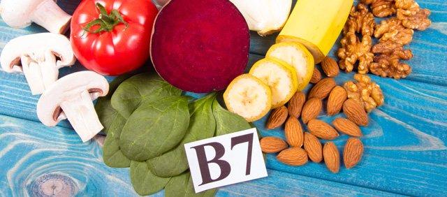 biotina (vitamina B7)