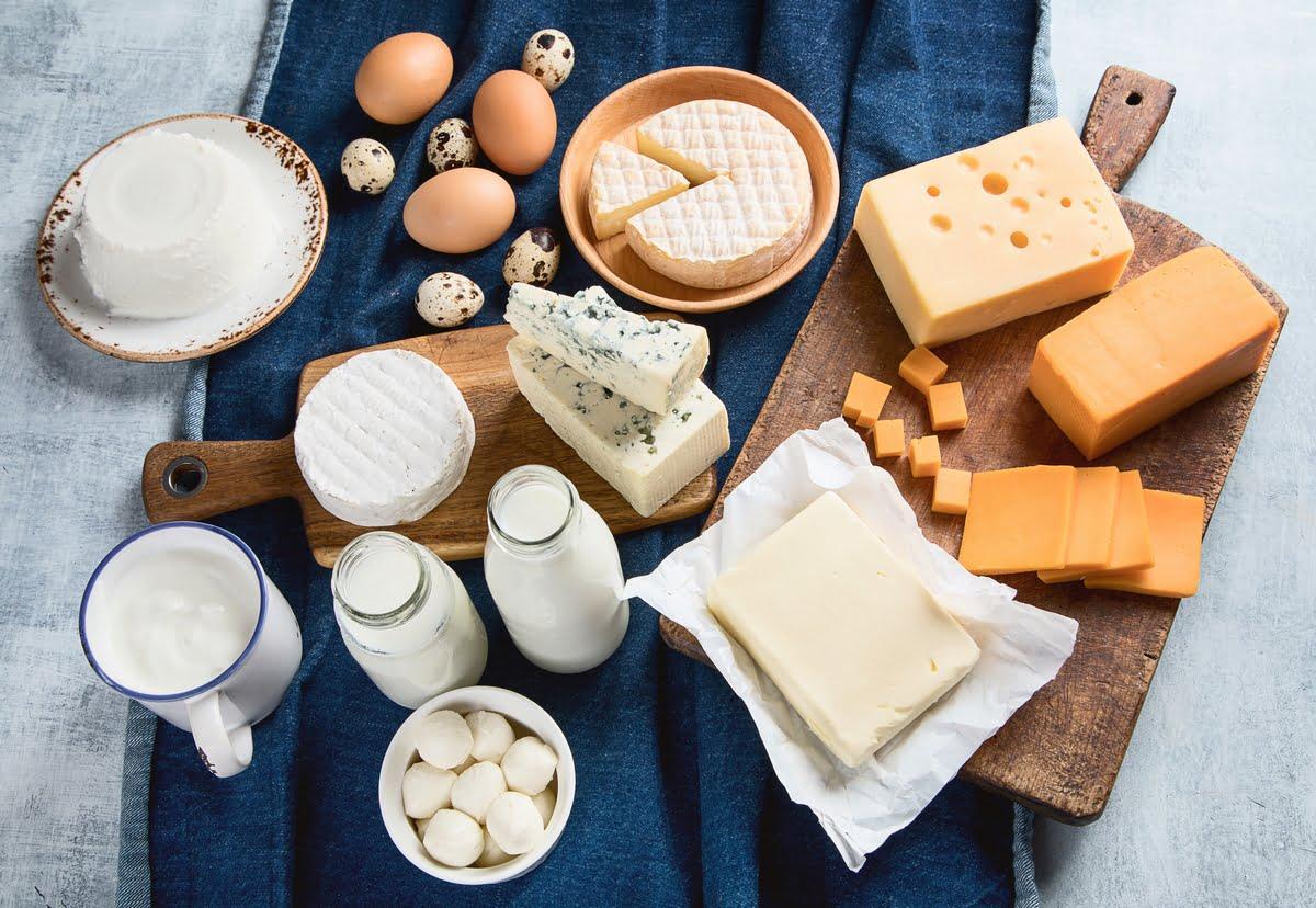 Proteine del latte - caseine e proteine del siero