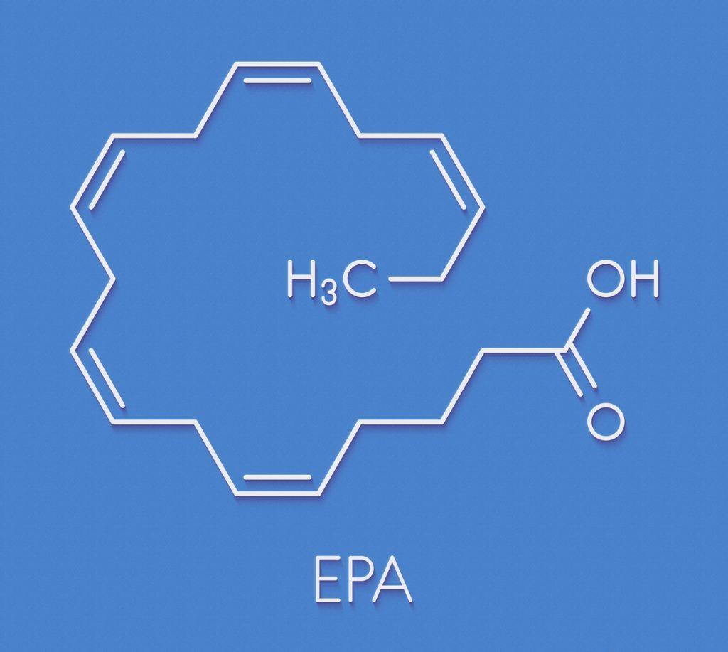 epa - acido eicosapentaenoico