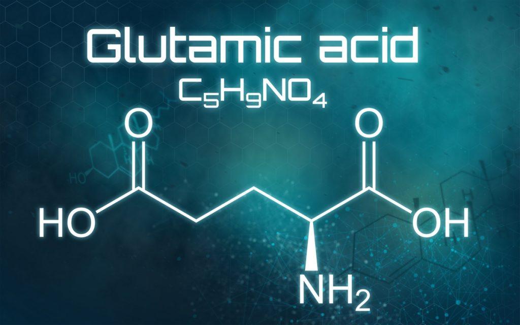 Acido glutammico - Proprietà - Negli integratori