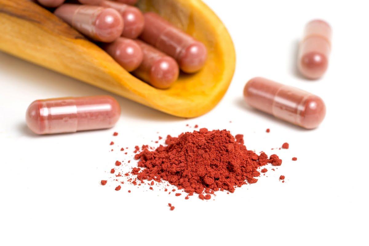 Riso rosso fermentato - Integratori