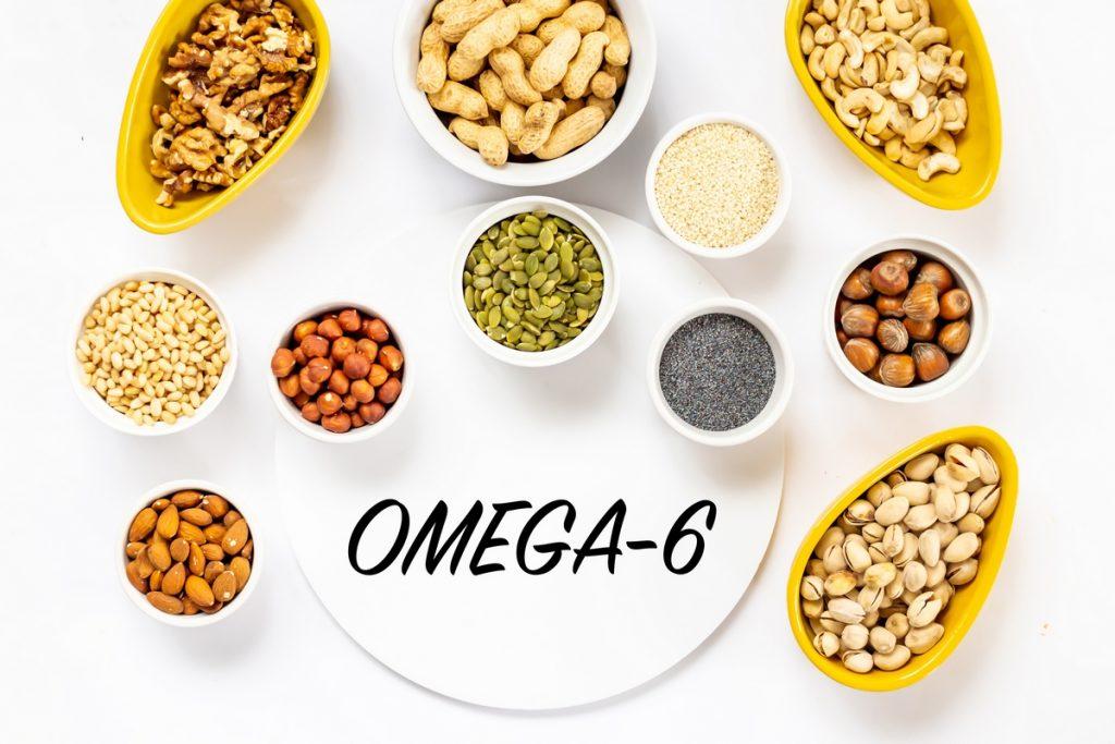 Omega 6 - Dove si trovano