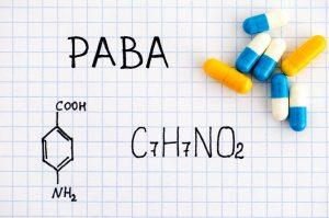 paba - acido-paraminobenzoico
