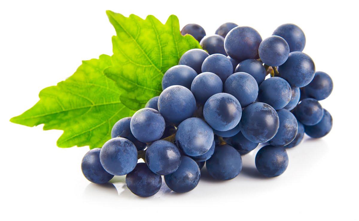 Antociani nell'uva