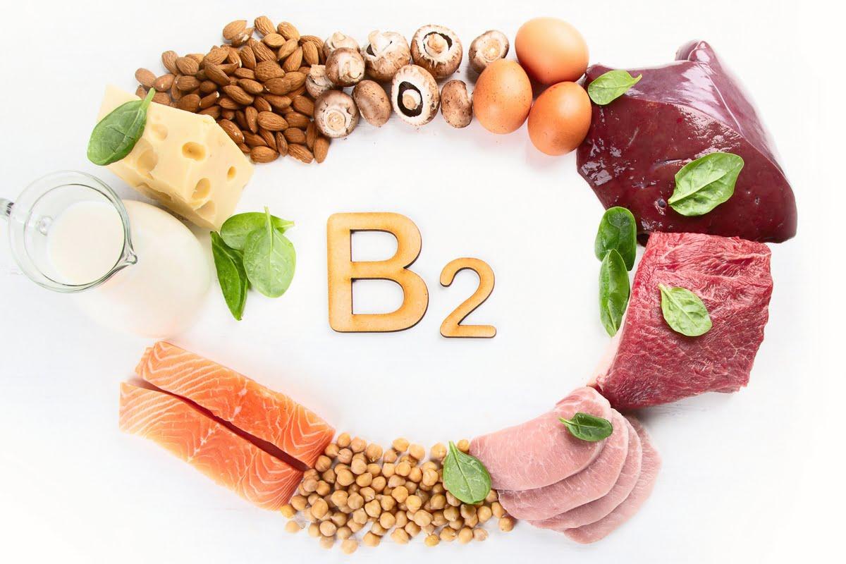 Vitamina b2 - A cosa serve - Dove si trova