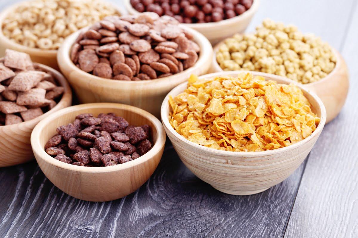 Cereali per la prima colazione