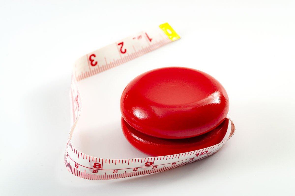 effetto yo-yo dieta