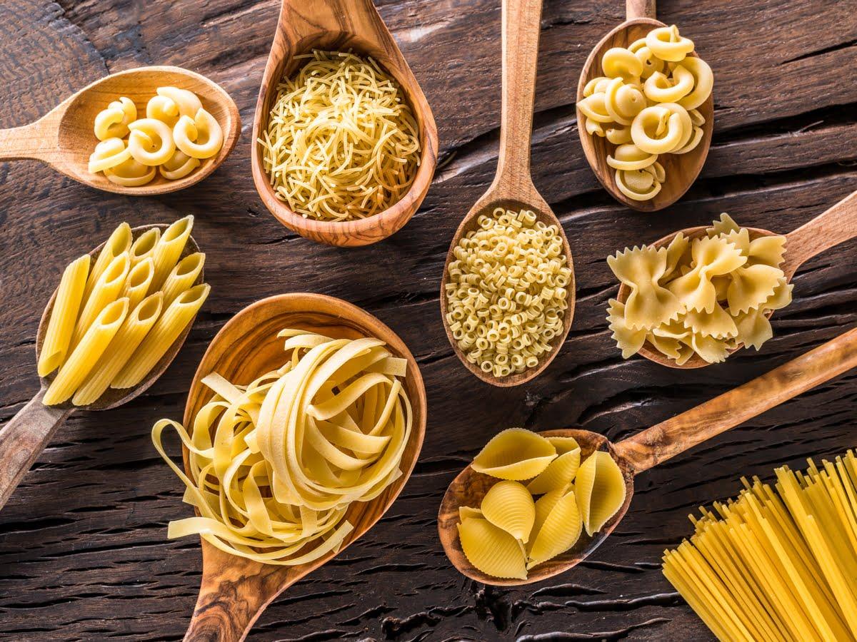Formato della pasta