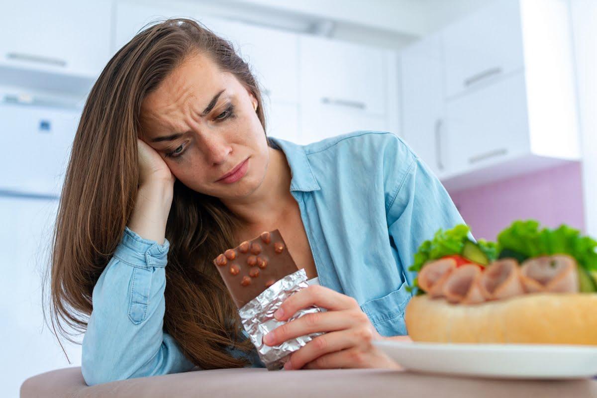 Senso di colpa alimentare