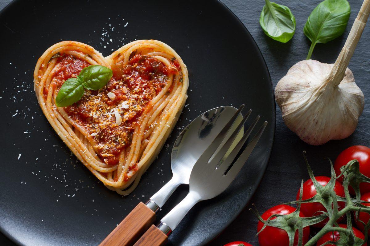 Amore per il cibo