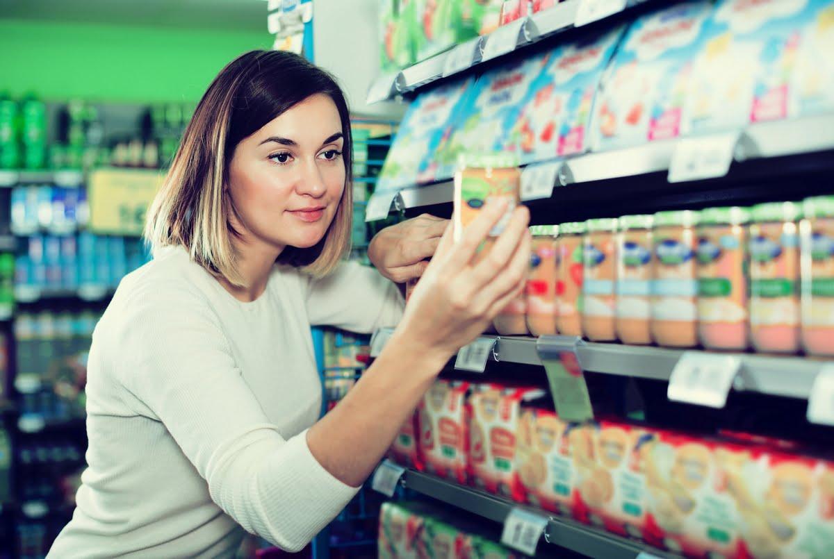 etichette alimenti infanzia
