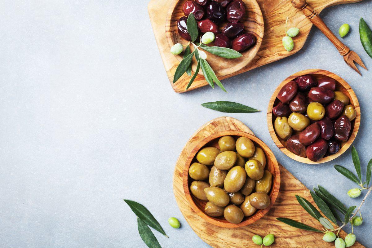 Come scegliere le olive