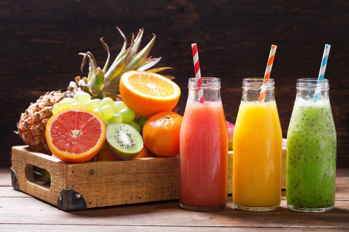 Succhi di frutta qualità