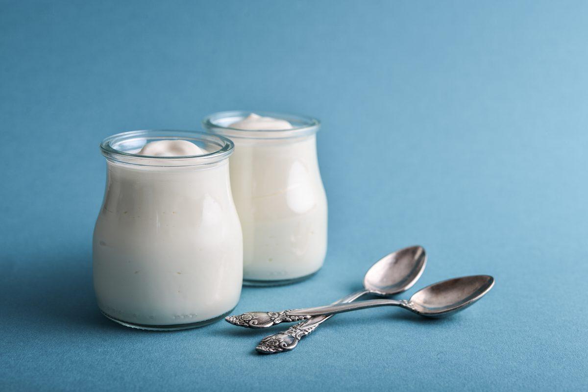 Yogurt bianchi