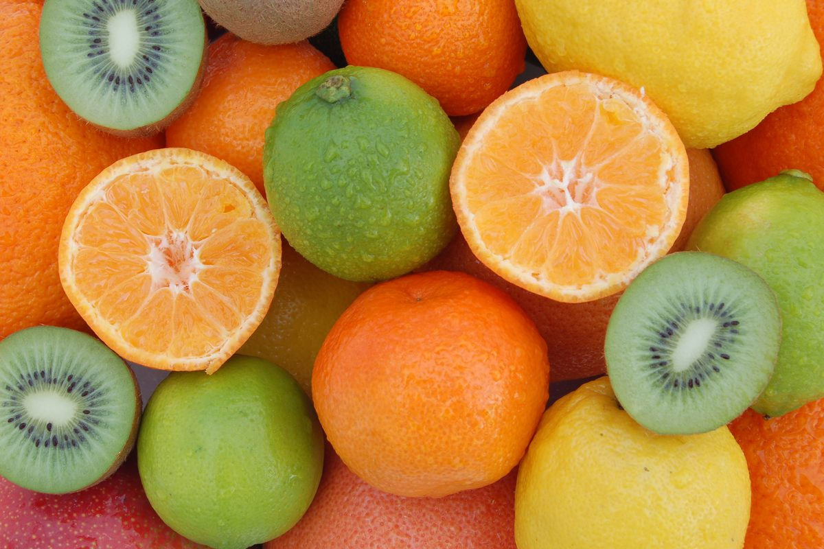 Frutta e verdura di gennaio