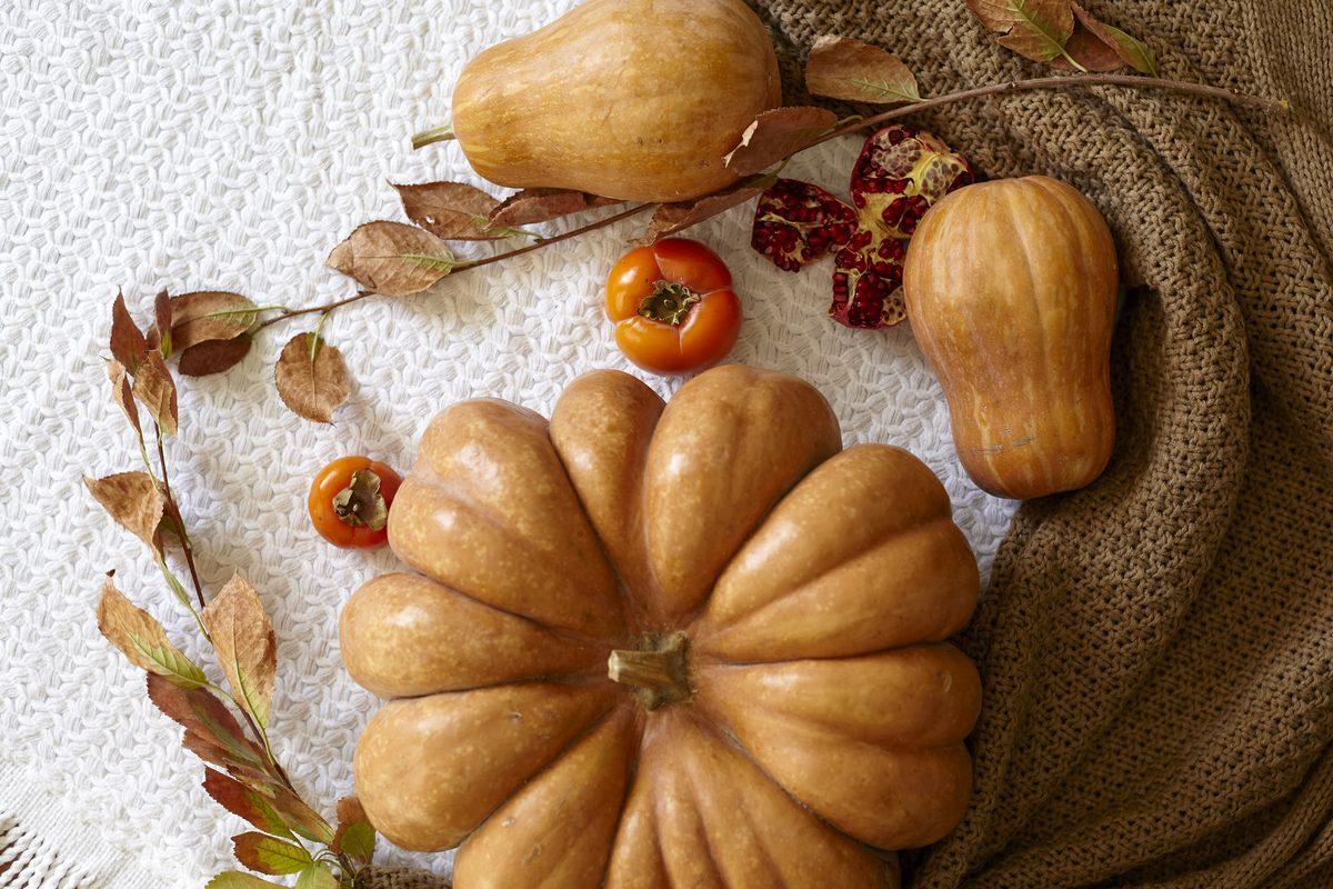 Frutta e verdura ottobre