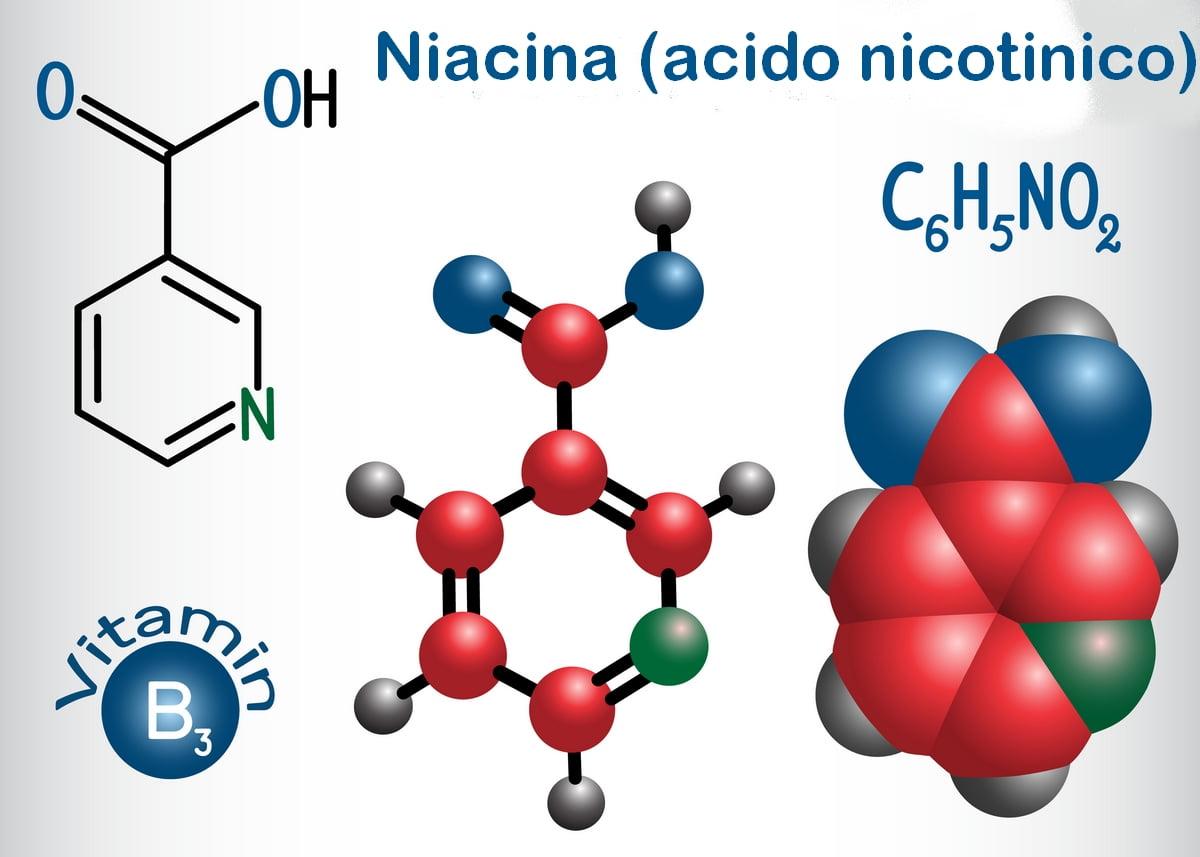 Niacina - acido nicotinico